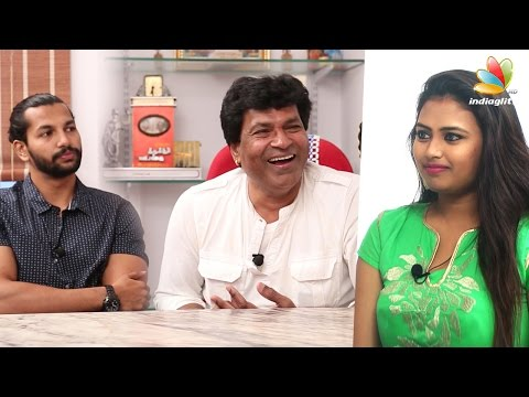 I want my son to be a good ACTOR not a HERO : Charan Raj and His Son Tej Raj Interview