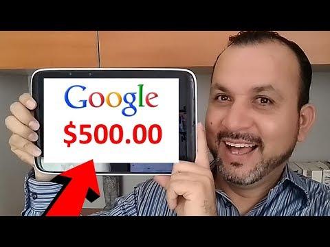 Como Ganar Dinero en Google SIN INVERTIR | Tutorial Paso a Paso 2019