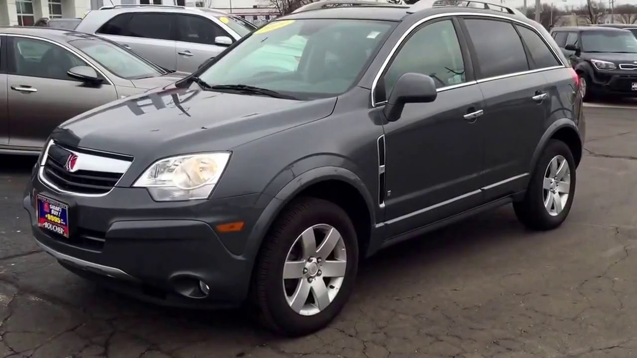 Saturn Vue Xr