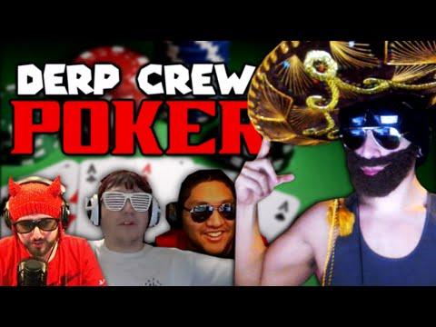 Derp Crew Poker! (Table Top Simulator)