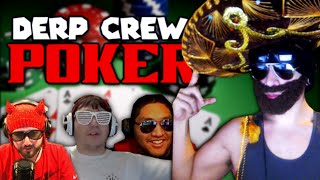 Derp Crew Poker! (table Top Simulator)