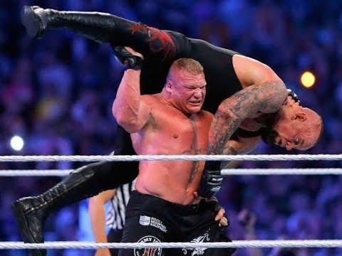 La VERDADERA HISTORIA del por qué Undertaker perdió su racha con Brock Lesnar en WrestleMania 30
