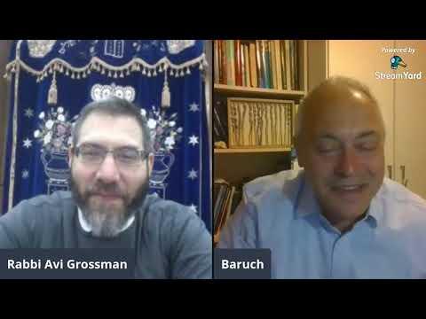 Tekhelet Parsha Talk With Rabbi Avi Grossman - Teruma 5781