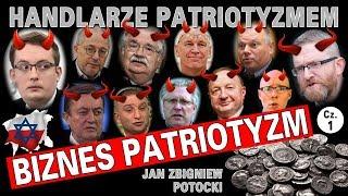Jan Zbigniew Potocki, TW WSW zdemaskowany - Handlarze Patriotyzmem, część 1 - trailer