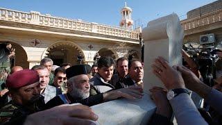 Thời sự tuần qua 20/01/2017: Chào mừng tổng giáo phận Mosul giải phóng