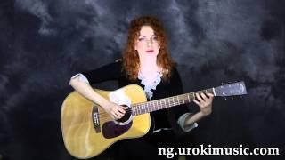 Как петь песни под гитару - ng.urokimusic.com - уроки вокала под гитару