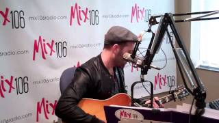 Mat Kearney Plays Hey Mama On Mix 106