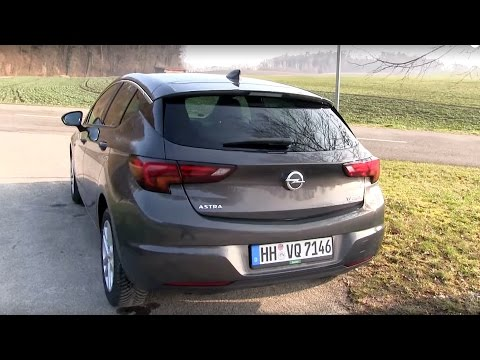2016 Opel Astra 1.4 EDIT ecoTEC (150 HP) TEST DRIVE | by TEST DRIVE FREAK