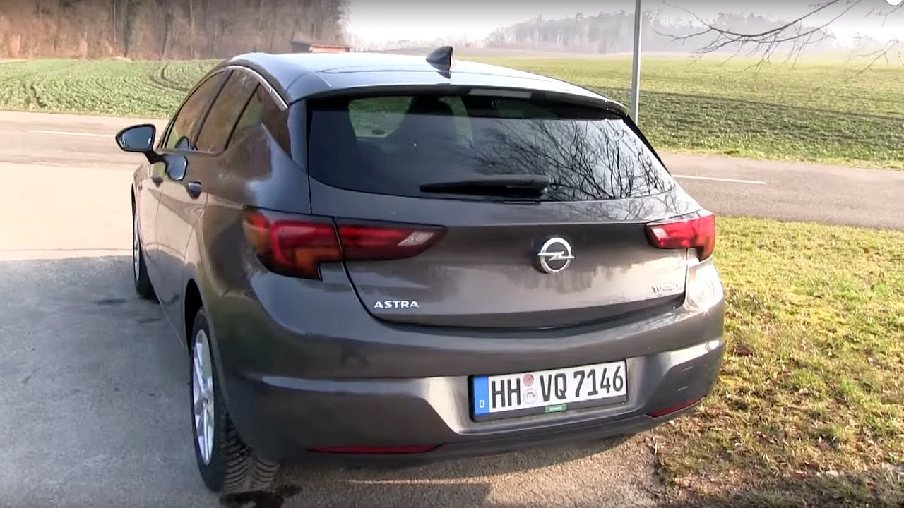 2016 Opel Astra 1.4 EDIT ecoTEC (150 HP) TEST DRIVE | by ...