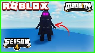 LA SAISON 4 DE MAD CITY | Roblox Mad City