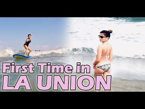 La Union 2018 - Travel Vlog - SAN JUAN SURFING / TANGADAN FALLS / FLOTSAM AND JETSAM