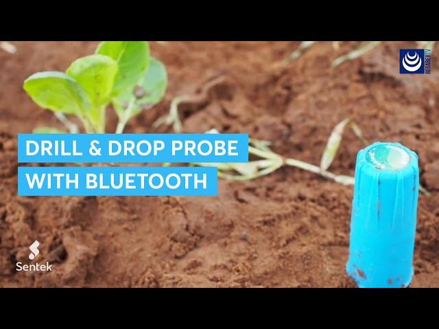 Drill & Drop · Sonda de humedad Bluetooth® (ENG)