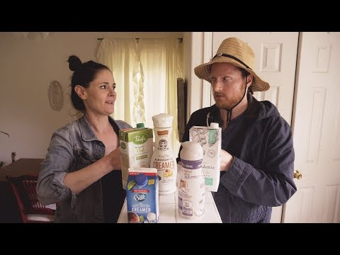 Trying to Find a Non-Dairy Coffee Creamer for Cousin Lucy