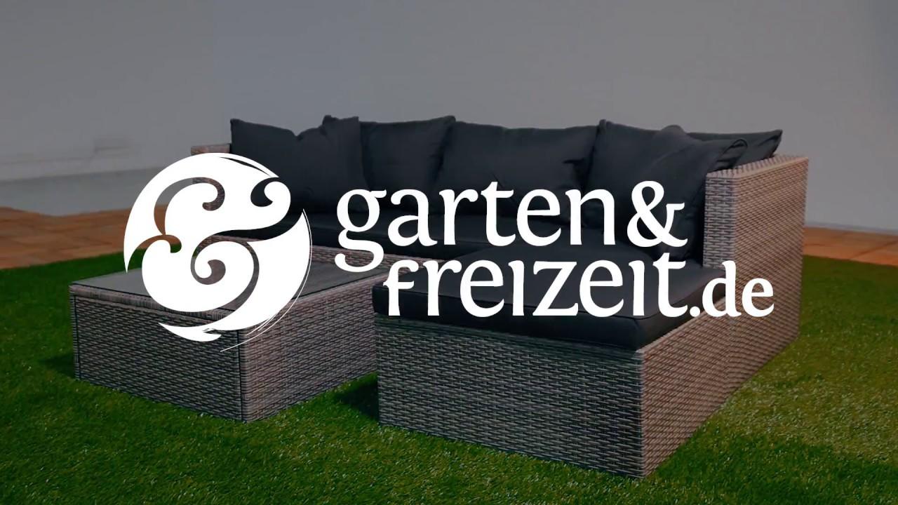 Outliv Basel Loungeset Garten Und Freizeitde Youtube