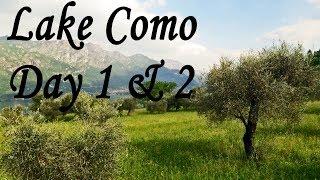 The REAL Bellagio - Lake Como - Italy - Day 1 & 2