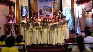 [Thánh ca Giáng sinh] Hợp khúc giáng sinh 2015 - Ca đoàn Augustino