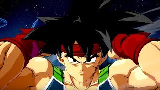 Dragon Ball FighterZ: All Bardock Special Pre-Battle Quotes [Engllish Dub]