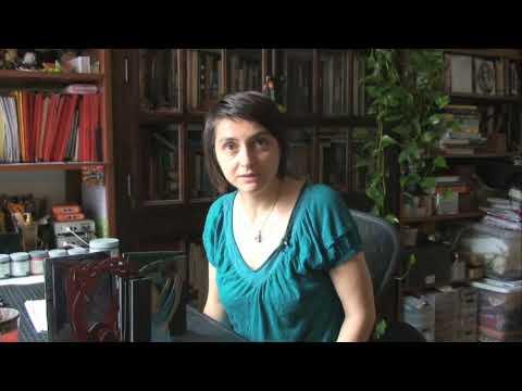 In the Studio: Andrea Dezsö