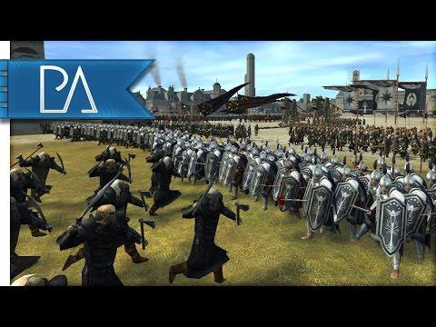 EPIC SIEGE OF ANNUMINAS - Third Age Total War Gameplay