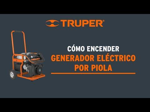 Generadores GEN-15X GEN-25X GEN-45X y GEN-55X thumbnail