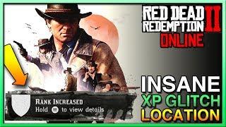 Red Dead Redemption 2 Online Glitch! Red Dead Online XP Glitch! AMAZING & BEST RDR2 Online XP Glitch