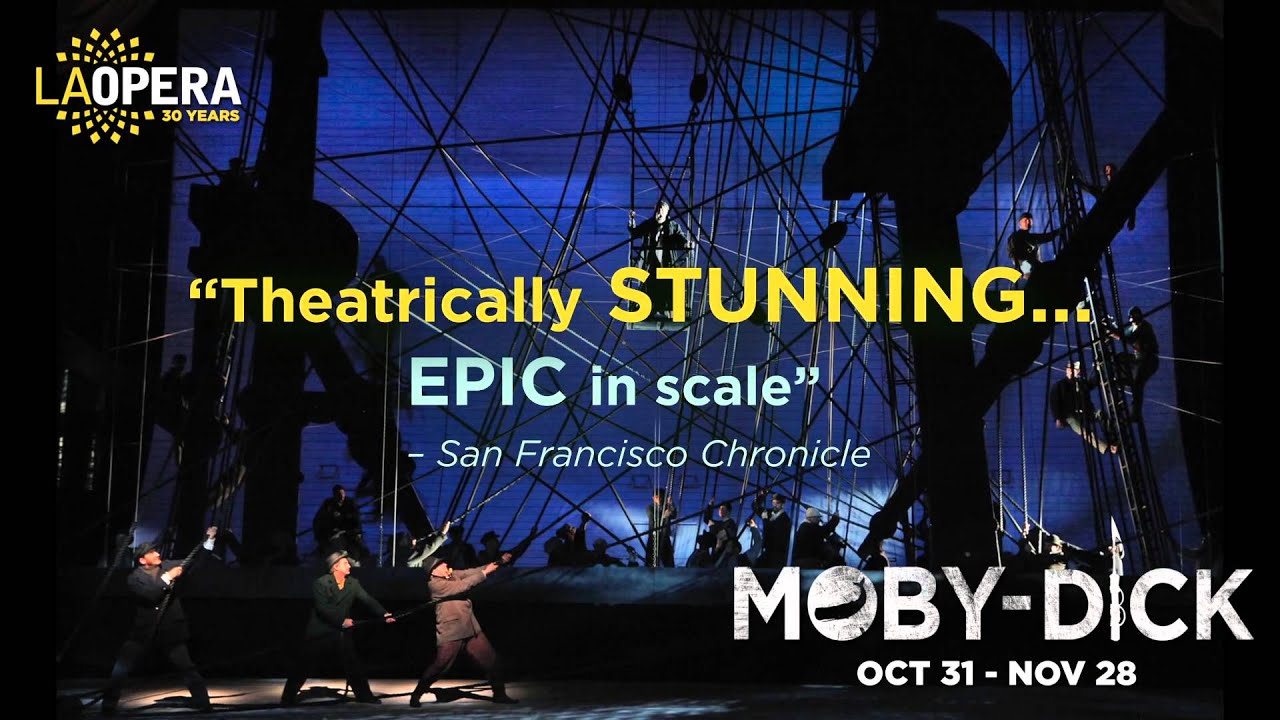 Moby dick san francisco