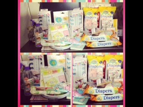 Dollar Tree99cents Haul Baby Shower Gift 29 September 2014 Youtube