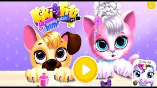 Fun Animals Care Game  - Pet Beauty Salon - Makeover Games For Kids Games By TutoTOONS
