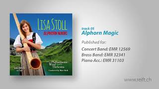 Marc Reift - Lisa Stoll & Alphorn Magic
