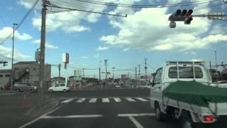 国道115号線 相馬方向 相馬市栗津 2012/04/08撮影