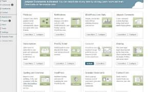 Wordpress Jetpack Social Sharing