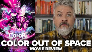 Color Out of Space (2020) Movie Review