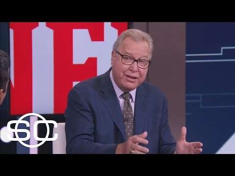 Jaws Wouldn't Draft A QB In The First Round | SportsCenter | ESPN