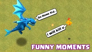 Clash of Clans Funny Moments Montage | COC Glitches, Fails, Wins, and Troll Compilation #34