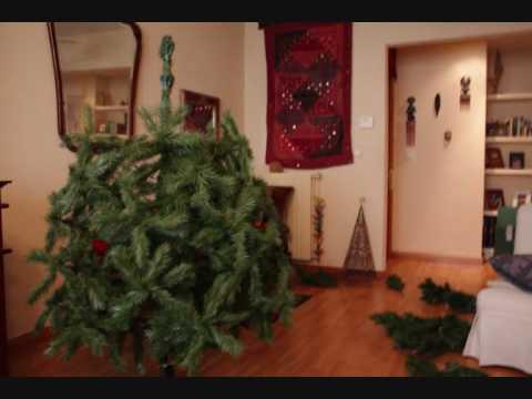 Arbol de navidad paso a paso youtube - Como decorar un arbol de navidad ...