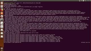 Install Odoo 10 on ubuntu 16.04 (Arabic) تشغيل نسخة اودو 10 على اوبنتو 16.04 - بالعربي
