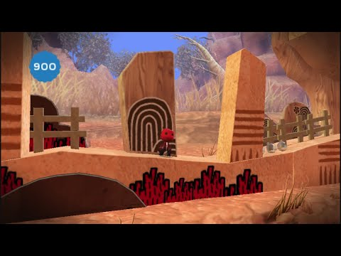 LittleBigPlanet (PPSSPP) on ATI Mobility Radeon HD 5470