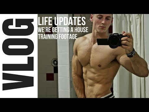 Life Updates | We're Buying a House | Gym & Vlog