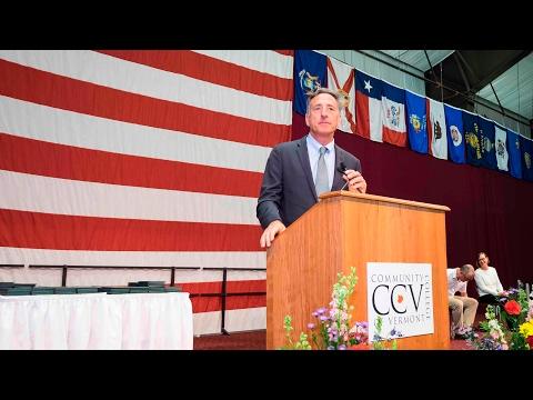 Governor Peter Shumlin