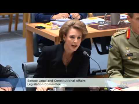OSB Senate Estimates: Lisa Singh Vs Michaelia Cash