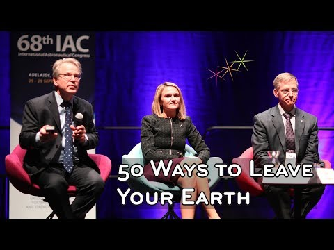 50 WAYS TO LEAVE YOUR EARTH