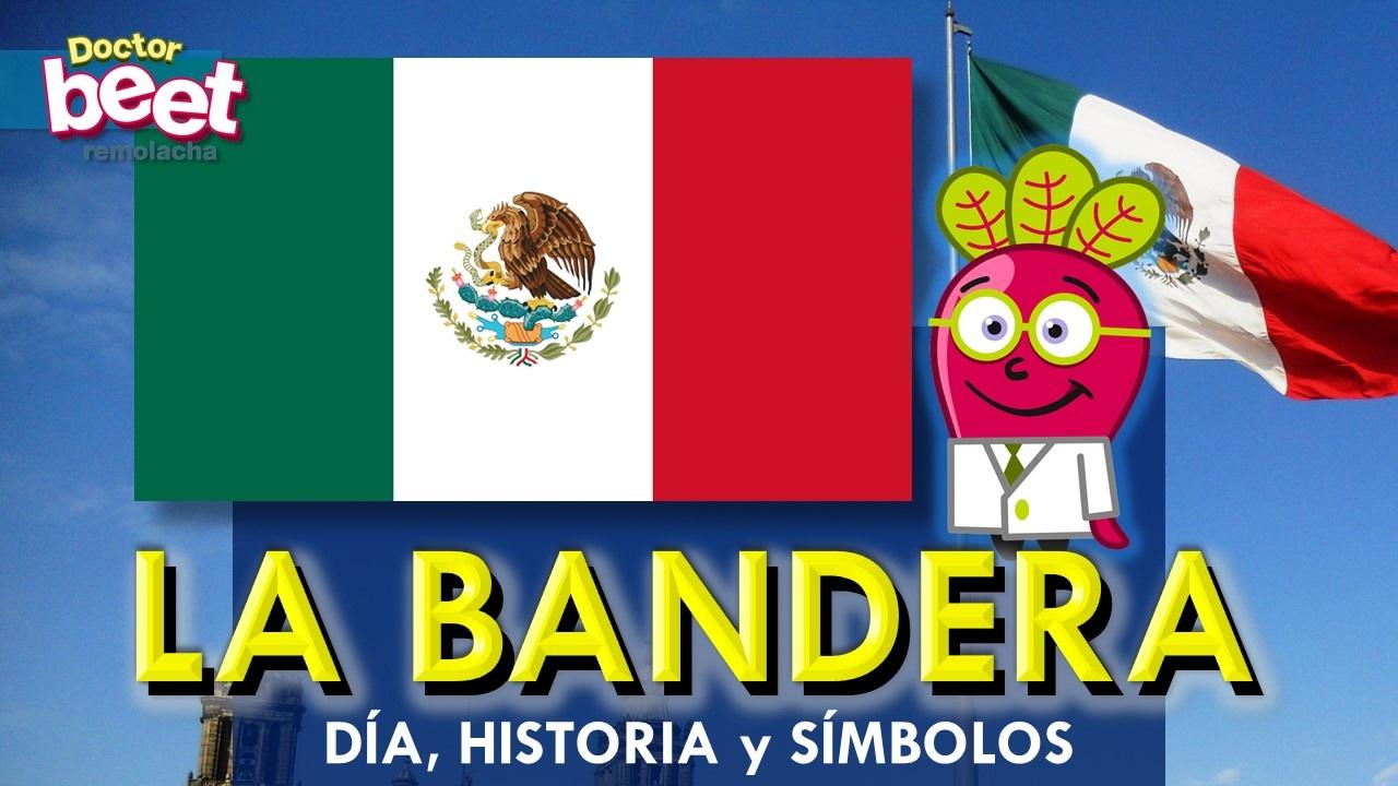 El Dia De La Bandera De Mexico Historia Para Niños