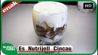 Cara Membuat Minuman Es Nutrijell Cincau Lembut, Enak dan Segar  Kuliner Indonesia - Bunda Airin