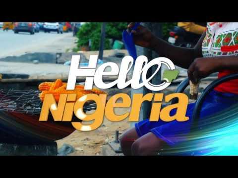 HELLO NIGERIA SHOW IN EKO SIGNATURE - TASTE IT SEGMENT (TASTE OF ITALY)