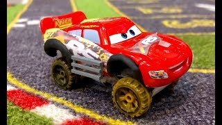 NEW Disney Cars XTREME Racing Series - DiY How to Make - CUSTOM Disney Cars XTREME Lightning McQueen