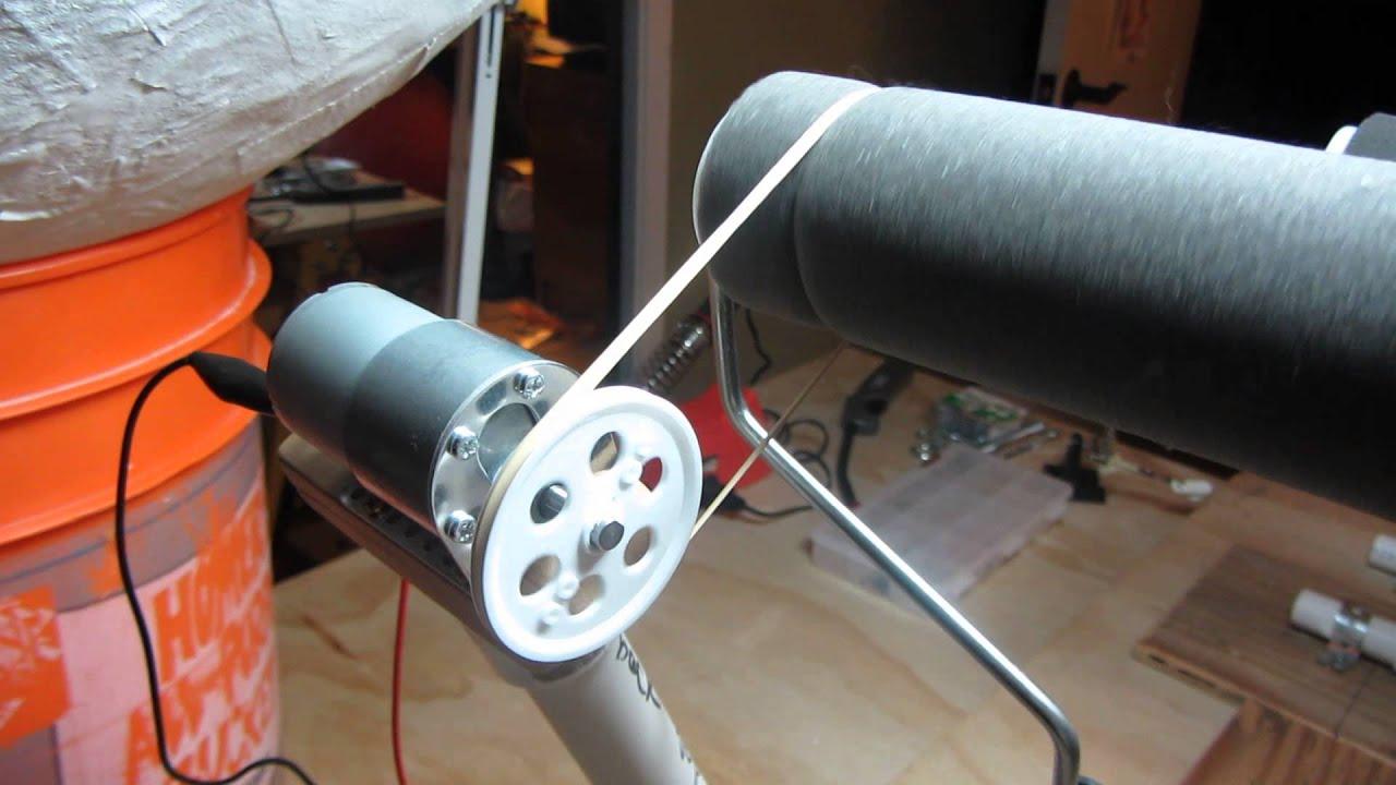 Arduino Driving Conveyor Belt Motor Youtube