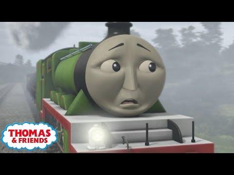 Thomas & Friends | Flatbeds of Fear - Halloween Special | Kids Cartoon