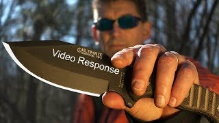 Ultimate Survival Tips Video Response