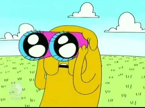Adventure Time Pilot (Nicktoons)