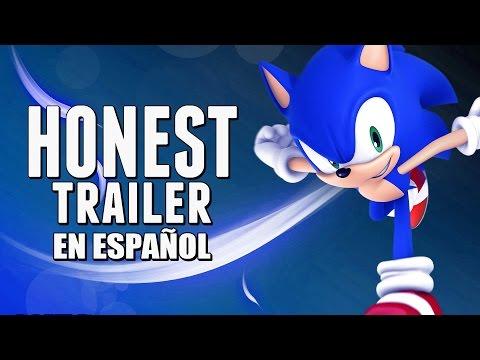 Trailer do filme Sonic, o Ouriço